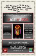 Affiche avec Juke-Box -V 6 juin