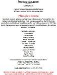 Spectacle Mémoire Cache –Présentation